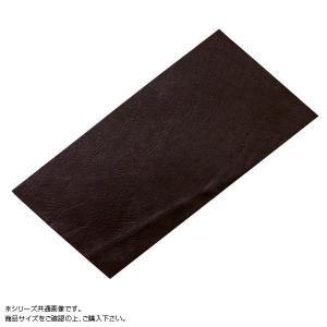 レザークラフト カットミンクル 20×40cm 焦茶|profit