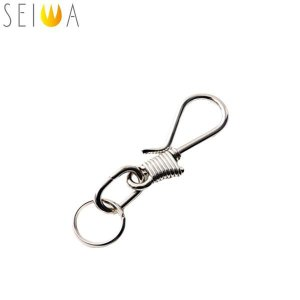 誠和(SEIWA/セイワ) レザークラフト ブラス・釣り針フック S BN 1ヶ フックをベルトやボトムに引っ掛けてお使いください。|profit
