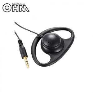 OHM AudioComm テレビ用イヤホン 耳掛けタイプ 3m EAR-H230N|profit