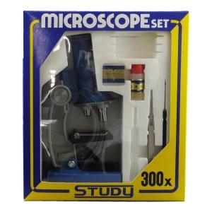 MIZAR(ミザールテック) 入門顕微鏡セット 100倍・200倍・300倍 セレクト30S|profit