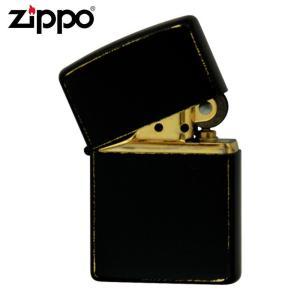ZIPPO(ジッポー) オイルライター BRASS BLACK|profit
