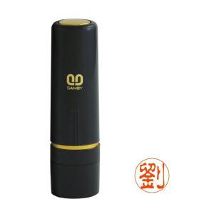 クイックネーム クイック10 ボディカラー:ブラック 中国姓タイプ 劉 QTKC-013 美しくスマートなネーム印。|profit