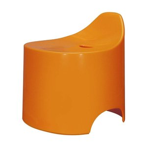 シンカテック dureau(デュロー) バススツール オレンジ N-Drp-O|profit