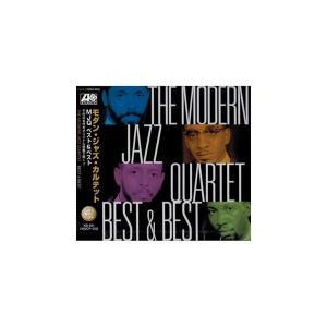 CD モダン・ジャズ・カルテット Best&Best KB-201