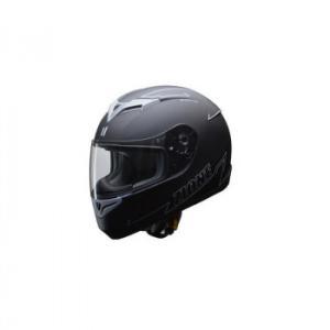 リード工業 LEAD ZIONE フルフェイスヘルメット グレー Lサイズ シンプルながらインパクトのあるグラフィックモデル。|profit