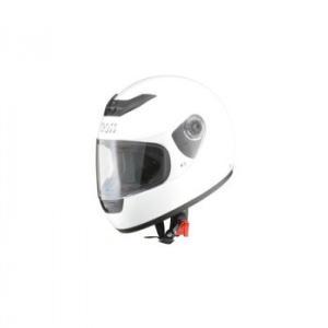 リード工業  CROSS フルフェイスヘルメット ホワイト フリーサイズ CR-715 ワンプッシュでシールドが取り外し可能!|profit