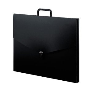 セキセイ アルタートケース(R) 二つ折り A2 ART-700W-60 ブラック|profit