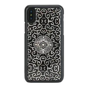 ikins iPhoneX 天然貝ケース Liana|profit