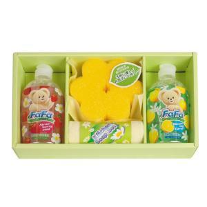 ファーファ キッチン洗剤ギフト FAF-15 植物系界面活性剤使用で手肌に優しい洗剤です。|profit