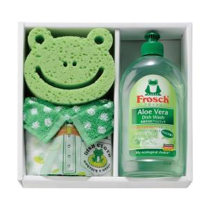 フロッシュ キッチン洗剤ギフト FRS-515 GR 自然にやさしく、使う人にもやさしい。|profit