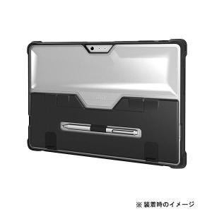 STM(エスティーエム) DUX SHELL SurfacePro用 耐衝撃ケース ブラック stm-222-167L-01 SurfaceProケース。|profit