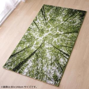 トルコ製 ウィルトン織カーペット『ガイア RUG』約133×190cm 2346529 お部屋を華やかに。|profit