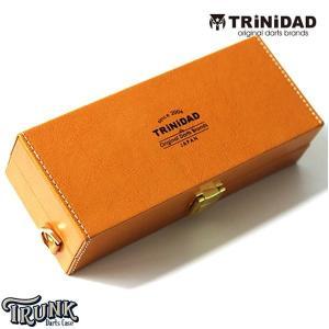 TRiNiDAD ダーツケース TRUNK マスタード|profit
