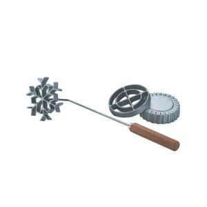 【5,000円以上で送料無料】生地をつけて油鍋に入れるだけ。生地をつけて油鍋に入れるだけで、バラや雪...