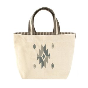 バッグ 刺繍ネイティブ グレー 14219550156|profit