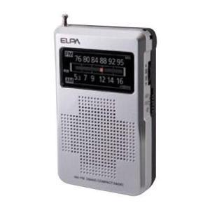 ELPA(エルパ) AM/FMコンパクトラジオ ER-C67F|profit