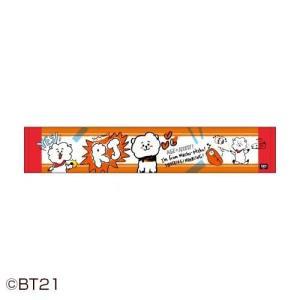 BT21 フェイスタオル(ロングタイプ) RJ 00017943|profit