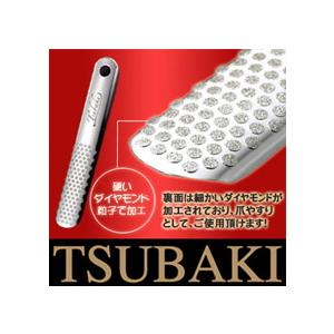 TSUBAKI ダイヤモンドかかとエステ|profit