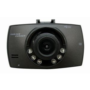 ドラレコ レコーダー 小型ドラレコ フルハイビジョン ドライブレコーダー バックカメラ搭載|profit