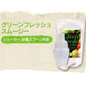 ダイエット グリーンフレッシュスムージー(シェイカー+計量スプーン付き)|profit