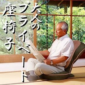 座椅子 背筋がGUUUN 美姿勢座椅子 エグゼボート モスグリーン 椅子 ソファー ソファ|profit