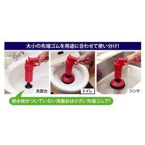 パイプ 掃除 詰まり 排水溝 加圧式パイプレスキュー|profit|03