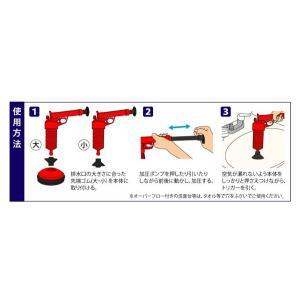 パイプ 掃除 詰まり 排水溝 加圧式パイプレスキュー|profit|04
