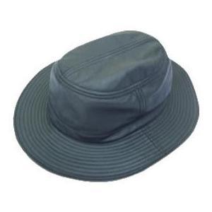 牛革 帽子 Her Mosa(ヘアモサ)折りたたみ帽子ハット|profit