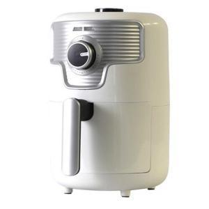 電気フライヤー キッチン家電 ノンフライヤー 電気フライヤー レトロ調 熱風フライヤー 1.6L|profit