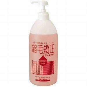 美容院 縮毛矯正ジェル 1000ml(ポンプ付き)|profit