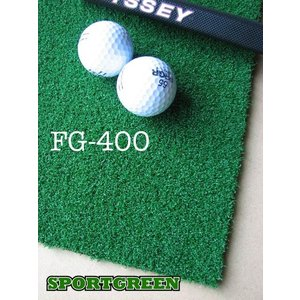 ゴルフ用人工芝 FG-400 幅91cm 長さ20mロール 日本製 ゴルフ 練習|progolf