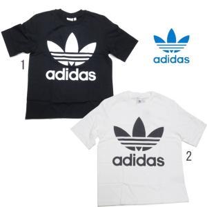 アディダス  adidas アディカラー OVERSIZED TEE EMX08 オリジナルス Tシャツ メンズ トレフォイル TEE|progres