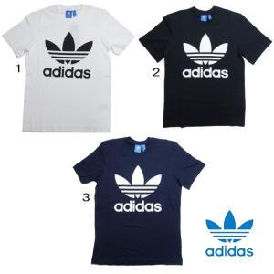 アディダス オリジナルス ロゴTシャツ メンズ トレフォイル adidas ORG TREFOIL TEE progres