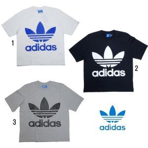 アディダス オリジナルス Tシャツ メンズ トレフォイル TEE adidas MGP16|progres