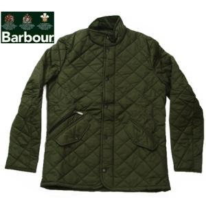 【日本別注】Barbour バブアーチェルシースポーツキルトジャケット オリーブ|progres