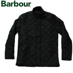 【日本別注】Barbour バブアーチェルシースポーツキルトジャケット ネイビー(ほぼブラック)|progres