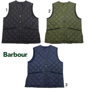 Barbour バブアー キルトベストナイロン SMQ0007 メンズ キルティングベスト|progres