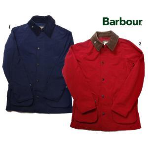 Barbour バブアー  ビデイル ジャケット スリムフィット  ナイロンコットンジャケット 無地 メンズ|progres