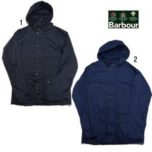 バブアー フーテッド スリムフィット ビデイル ジャケット メンズ Barbour Hooded Bedale SL Nylon MCA0338|progres