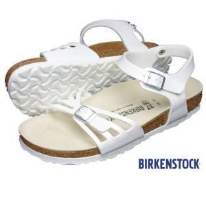 BIRKENSTOCK ビルケンシュトック BALI バリ サンダル レディース アンクルストラップ ホワイト 085053 progres