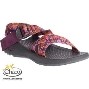 Chaco チャコ レディース メガ Z クラウド サンダル Ws MEGA Z CLOUD Sandal 30TH ANNIVERSARY サンダル ブロッサム ワイン BLOSSOM WINE 花柄|progres