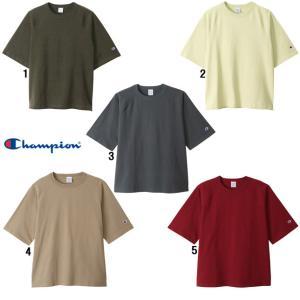 チャンピオン T1011 US ショートスリーブTシャツ MADE IN USA Champion Tシャツ メンズ 半袖 無地 C5-T306|progres