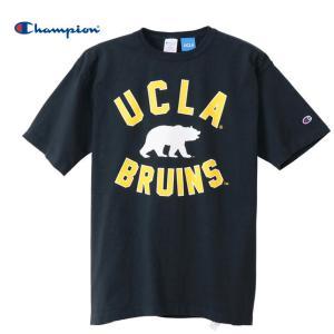 チャンピオン T1011 US Tシャツ MADE IN USA Champion プリントTシャツ メンズ C5-T304|progres