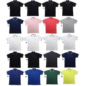 FRED PERRY フレッドペリー ポロシャツ F1102 ラインポロ メンズ|progres