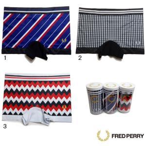 フレッドペリー プリント インナーパンツ ボクサーパンツ トランクス メンズ 下着 パンツ 柄物 F19793 FRED PERRYPrint Inner Pants|progres