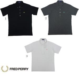 FRED PERRY フレッドペリー ポロシャツ 半袖 メンズ ボタンダウンポロシャツ F1542 XL 2015|progres