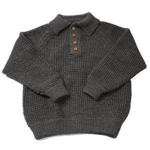 GREAT NORTHERN KNITTERS カナダ製 襟付き ニット プルオーバー セーター progres