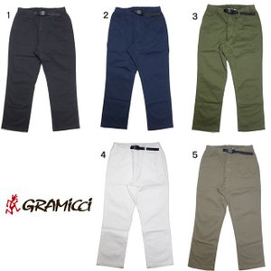 GRAMICCI グラミチ メンズ クロップドパンツ ストレッチパンツ 7分パンツ ハーフパンツ|progres