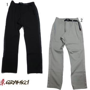 グラミチ ポンチラインパンツ メンズ GRAMICCI PONTE LINE PANTS GMP-18F022|progres