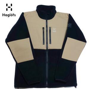 HAGLOFS ホグロフス コンビネーション フリース ジャケット メンズ 941512|progres